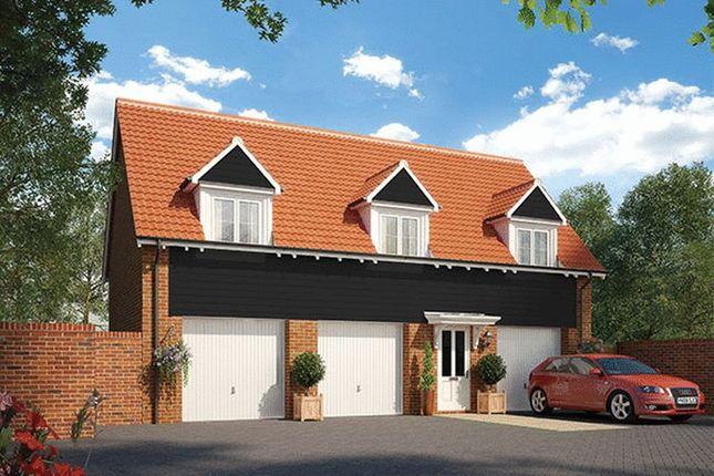 Shared Ownership Colchester New Build