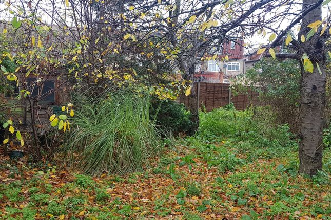 Thumbnail Land for sale in Bawdsey Avenue, Ilford