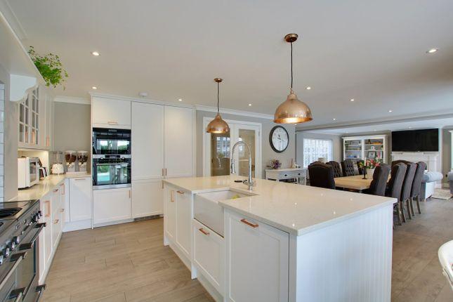 Thumbnail Detached house for sale in Sandleheath, Fordingbridge