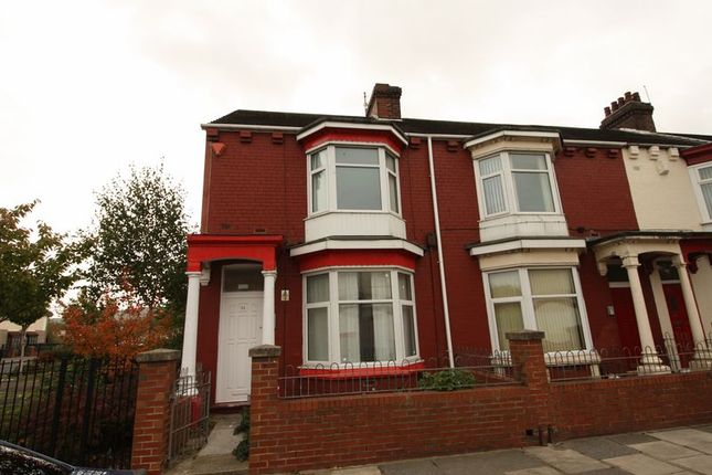Thumbnail Flat to rent in Bolckow Road, Grangetown, Middlesbrough