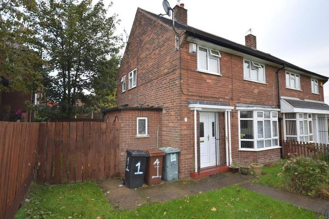Thumbnail Semi-detached house to rent in Aberfield Gardens, Leeds