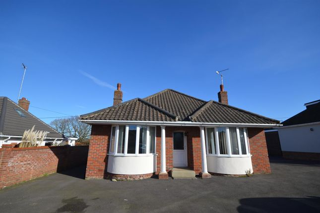Detached bungalow for sale in Norwich Road, New Costessey, Norwich