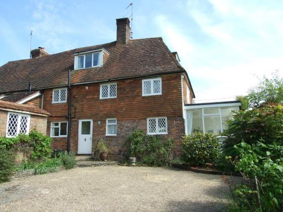 Thumbnail End terrace house for sale in Higham, Salehurst, Robertsbridge, East Sussex