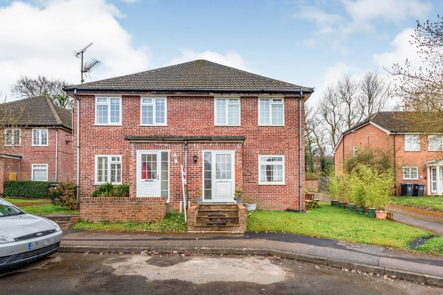 1 bed maisonette for sale in The Dell, Epsom, West Sussex RH19