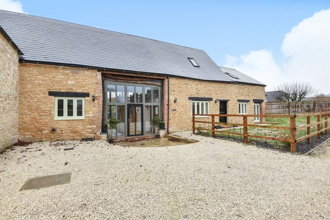 Thumbnail Barn conversion for sale in The Green, Longcot, Faringdon
