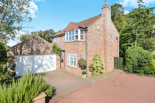 Thumbnail Detached house for sale in Maple House Wetherby Road, Rufforth, York