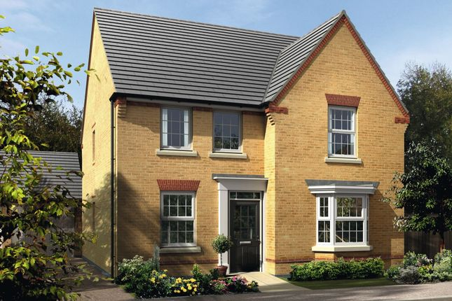 "Thumbnail Detached house for sale in ""Holden"" at Birmingham Road, Bromsgrove"