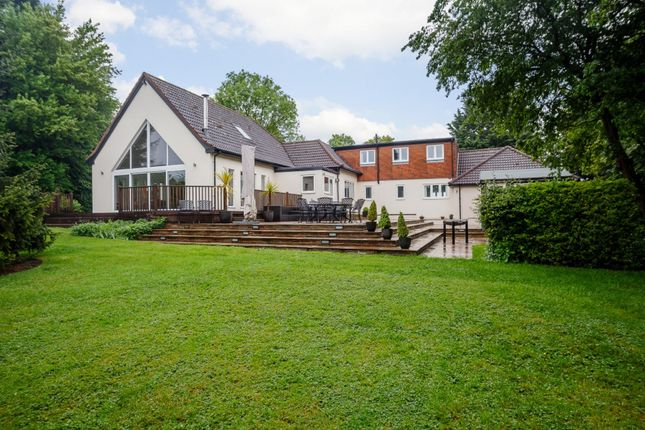 Thumbnail Detached house for sale in Baldock Road, Buntingford, Hertfordshire