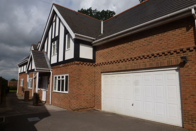 Thumbnail Detached house to rent in Guildford Road, Runfold, Farnham