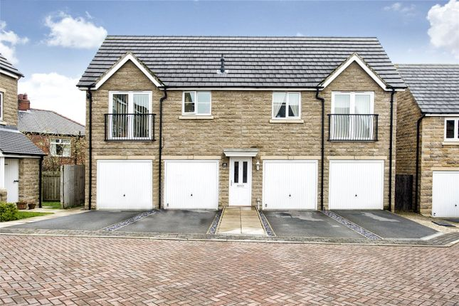 Thumbnail Flat for sale in Highfield Chase, Dewsbury