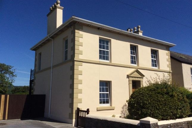 Thumbnail Detached house for sale in Towy Terrace, Ffairfach, Llandeilo