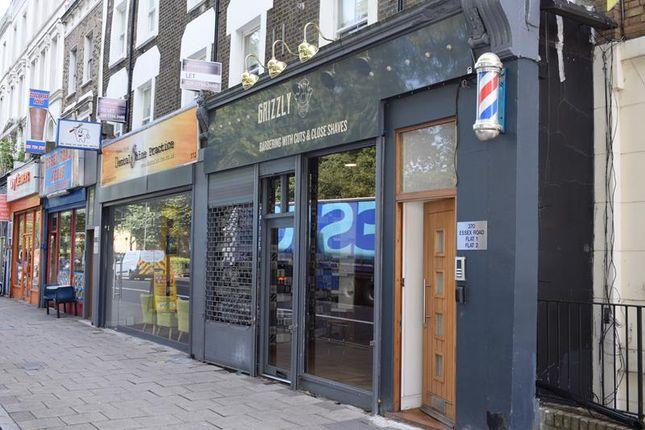 Thumbnail Retail premises for sale in 370 Essex Road, Islington, London