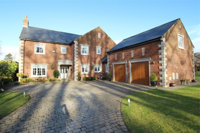 Thumbnail Detached house for sale in 3 The Woodlands, Hayton, Brampton, Cumbria