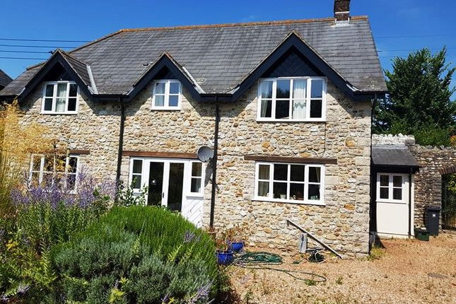 Thumbnail Detached house for sale in The Street/Whitford Road, Kilmington, Axminster