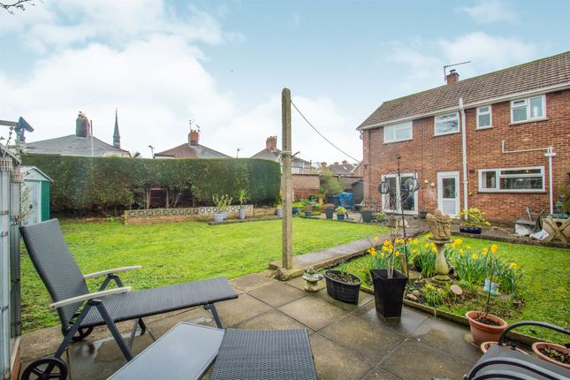 Thumbnail Terraced house for sale in Rose Street, Roath, Cardiff