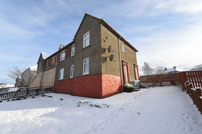 Thumbnail Flat for sale in Monklands Street, Gartlea, Airdrie, North Lanarkshire