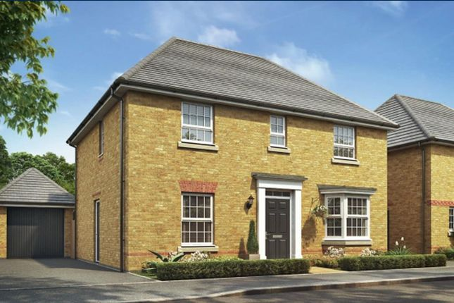"Thumbnail Detached house for sale in ""Bradgate"" at Kingston Way, Market Harborough"
