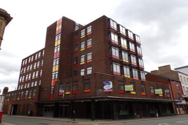 Studio to rent in Bradshawgate, Bolton BL1