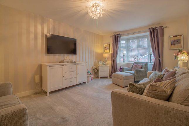 Living Room of Station Road, Long Eaton, Nottingham NG10