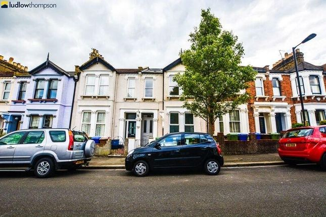 External of Harlescott Road, London SE15