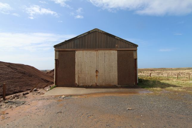 Front Elevation of Market Stance Community Workshop, Balivanich, Isle Of Benbecula HS7