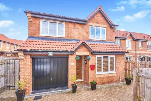 Thumbnail Detached house for sale in Tulip Avenue, Colburn, Catterick Garrison, North Yorkshire