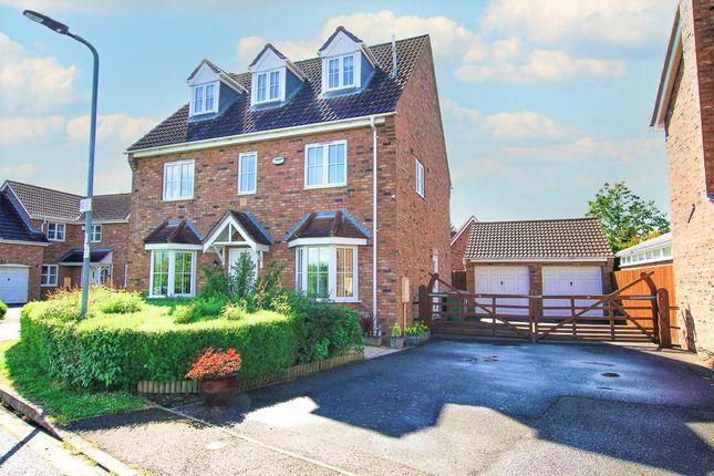 Thumbnail Property for sale in Pershore Way, Eye Green, Peterborough