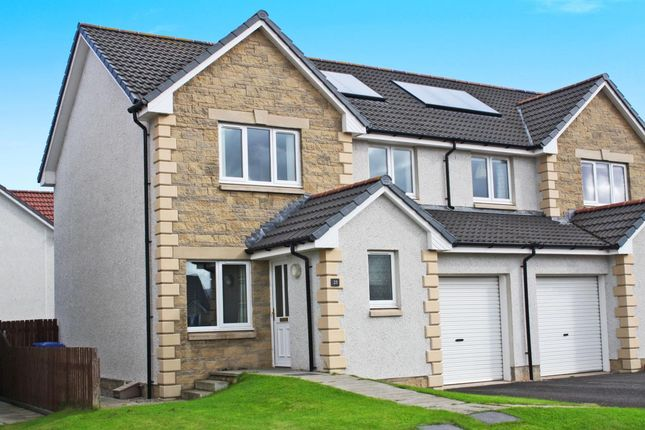 Thumbnail Semi-detached house to rent in Culduthel Mains Circle, Inverness