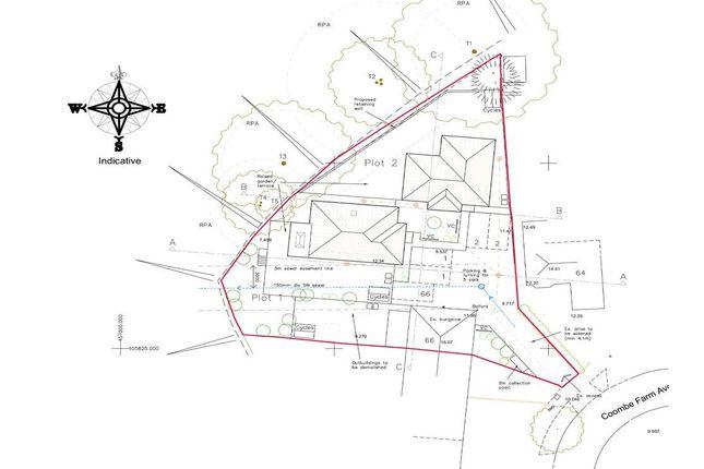 Land for sale in Coombe Farm Avenue, Fareham