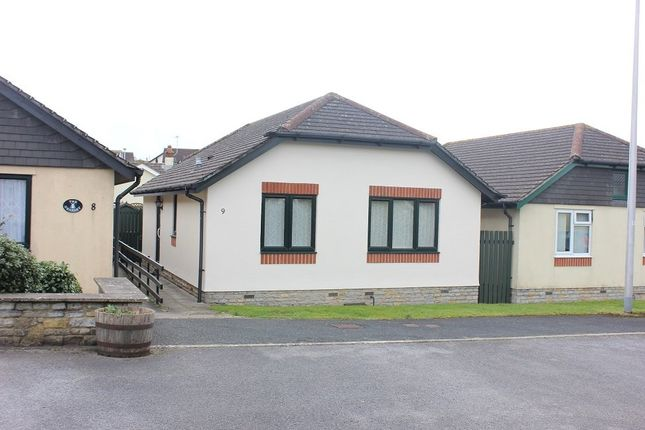 Thumbnail Detached bungalow for sale in Osborn Close, Ipplepen, Newton Abbot