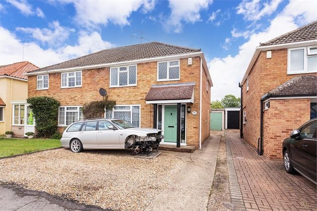 Thumbnail Semi-detached house for sale in Ashbrook Road, Old Windsor, Berkshire