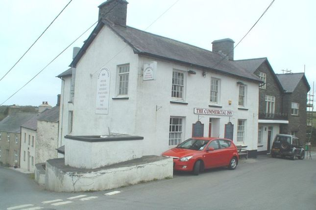 Commercial property for sale in Cilcennin, Lampeter