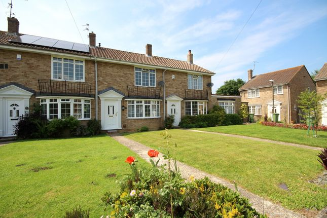 Thumbnail Terraced house for sale in Broadwood Close, Horsham