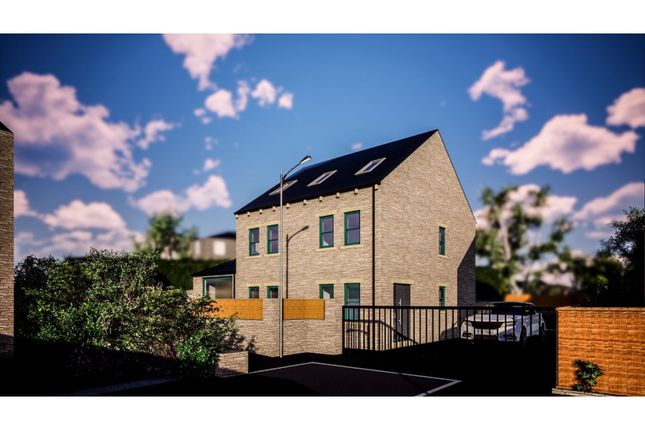 Thumbnail Detached house for sale in Brook Meadows, Denby Dale