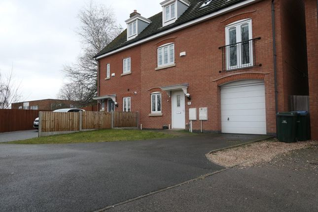 Thumbnail Property to rent in Credition Close, Styvechale