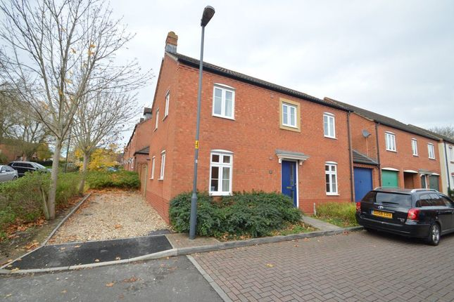 Thumbnail Property to rent in Jarratts Road, Southmead, Bristol