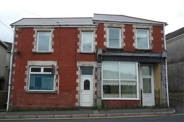 Thumbnail Detached house to rent in High Street, Nantyffyllon, Maesteg