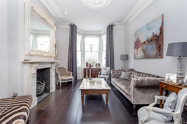 Thumbnail Terraced house for sale in Wharfedale Street, London