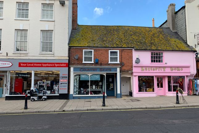 Thumbnail Retail premises to let in 18 South Street, Bridport