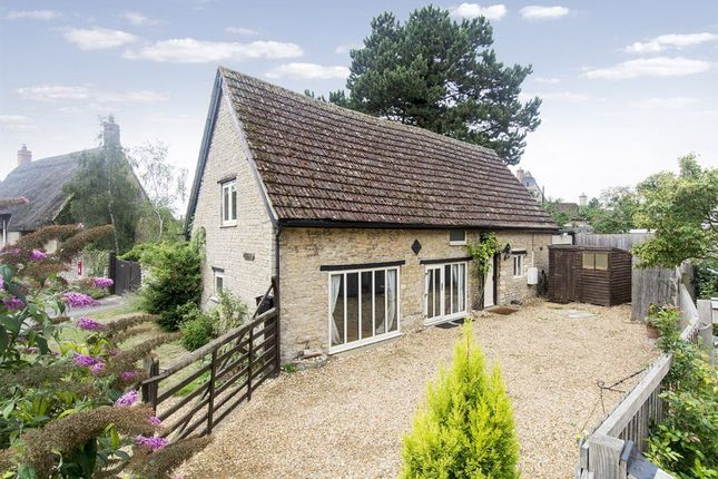 Thumbnail Cottage to rent in Thorpe Waterville, Kettering