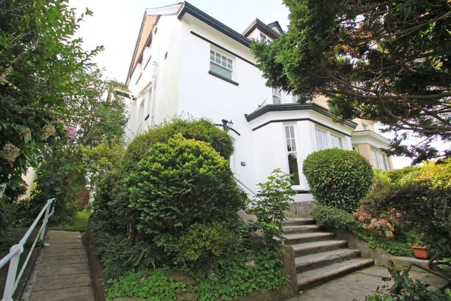 Thumbnail Semi-detached house for sale in Compton Avenue, Mannamead, Plymouth