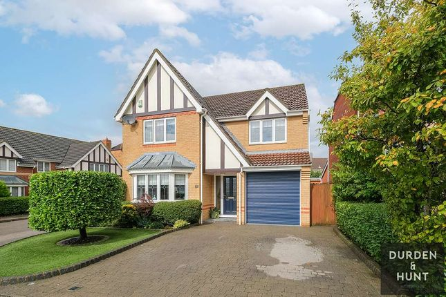Thumbnail Detached house for sale in Salters, Thorley, Bishop's Stortford