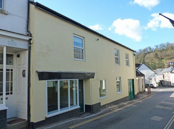 Thumbnail Semi-detached house for sale in High Street, Dulverton