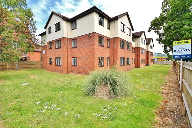 Thumbnail Flat to rent in Chessholme Court, Scotts Avenue, Sunbury On Thames, Middlesex