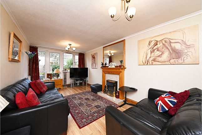 Thumbnail Terraced house for sale in Dunmow Walk, Islington
