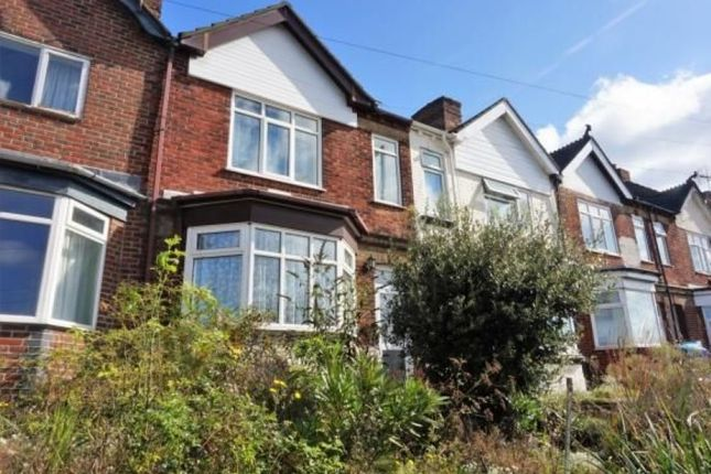 Thumbnail Terraced house for sale in 291 Millbrook Road West, Freemantle, Southampton