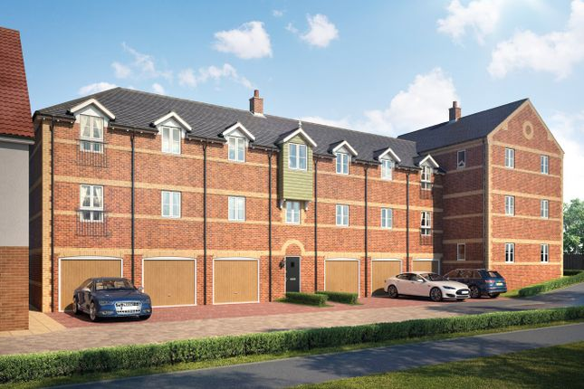 Thumbnail Flat for sale in Long Melford, Sudbury, Suffolk