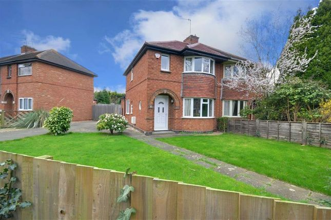 Thumbnail Semi-detached house for sale in Windsor Avenue, Worcester