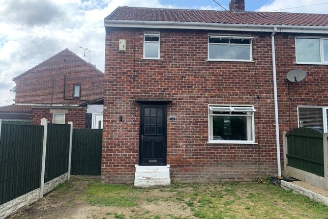 Thumbnail Semi-detached house for sale in Royds Close Crescent, Thrybergh, Rotherham