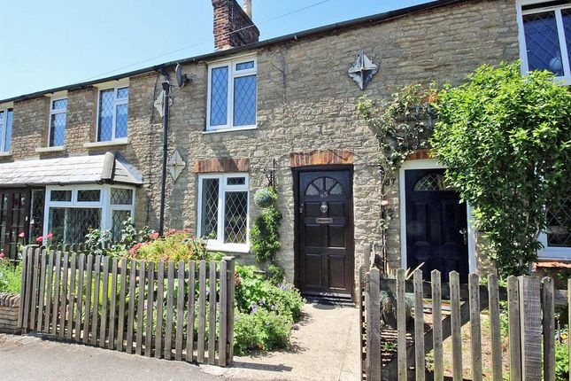 Thumbnail Terraced house for sale in Odell Road, Odell, Bedford